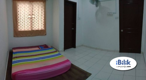 Puchong Wawasan Available Room Rent , with High Speed WIFI & Full Facilities