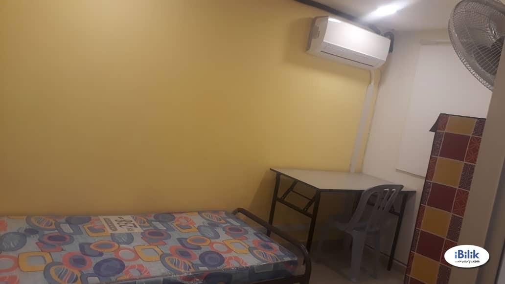 Fully Furnish Aircon Room Kelana Jaya, High Speed WI-FI