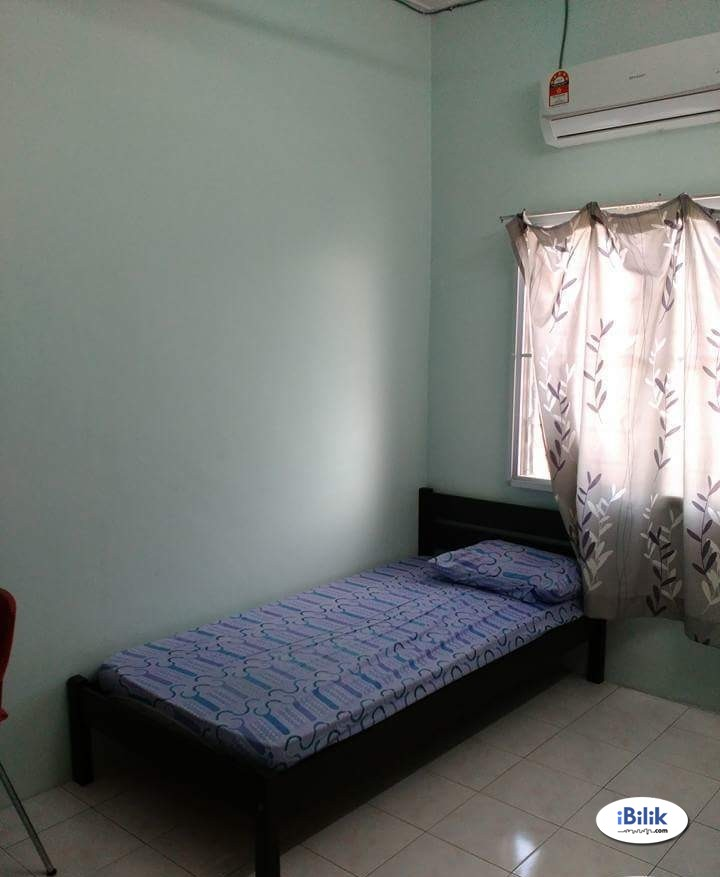 Aircon Middle Room Alam Damai Cheras Wifi