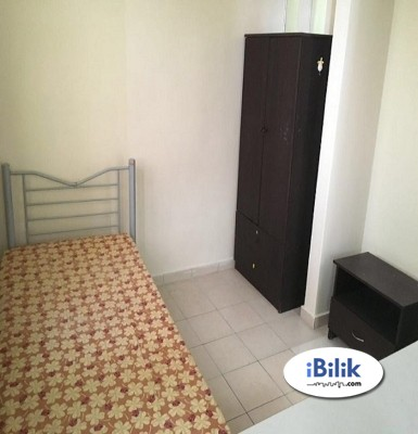 Room AT SS3 ,Kelana Jaya Walking to Taman Bahagia LRT & WIFI