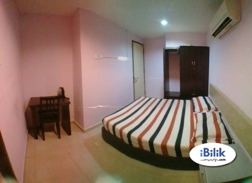 Room At Kota Damansara Room attach private bathroom & Wifi