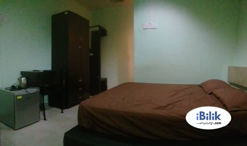 Full Furnished Room The Strand Nearby Surian MRT & GIZA Mall & Free Internet