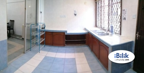 Available Room For Rent At Cheras Taman Counnaught & Internet