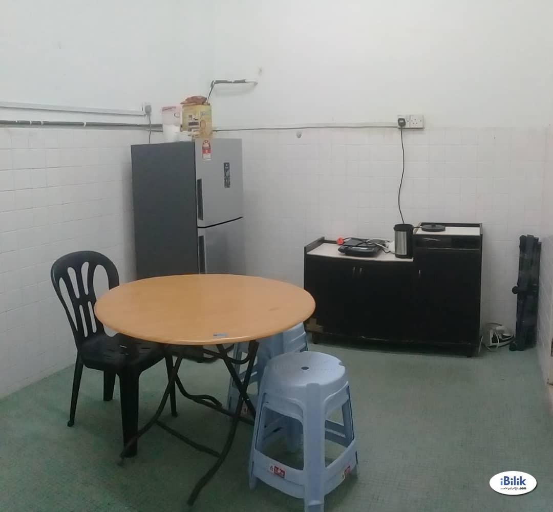 Single Room at Cheras ,Alam Damai with Aircon , Internet & Near Taman Connaught