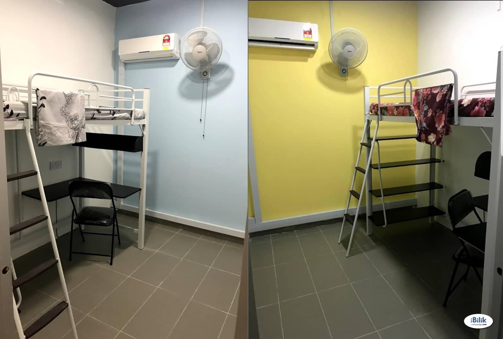 Full Furnish Room At Kota Damansara Near Sunway Giza,Dataran Sunway & Free Wifi