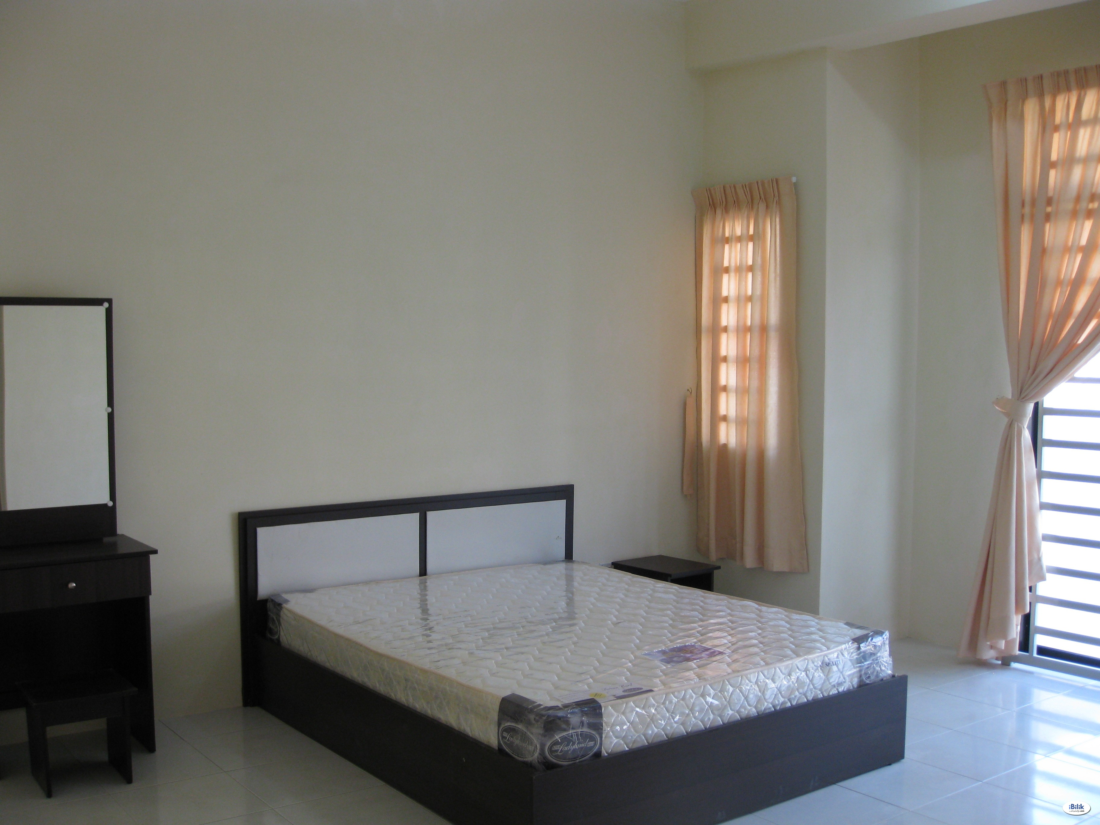 Master Room at Juru Heights, Juru Autocity