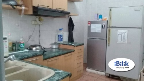 Bandar Puchong Jaya Available Room for Rent Near Industry With Full facilities & Wi-fi