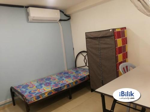 Single Room at Taman Segar Cheras,380meters to MRT
