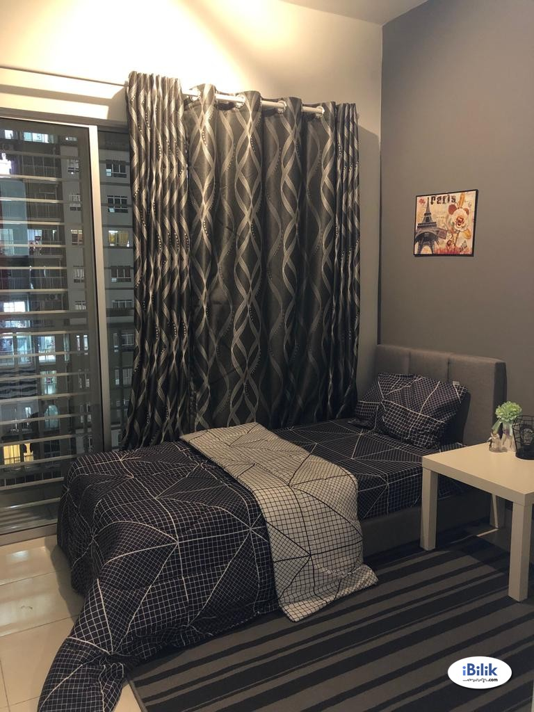 Single Room at Sky Awani Residensi, Sentul