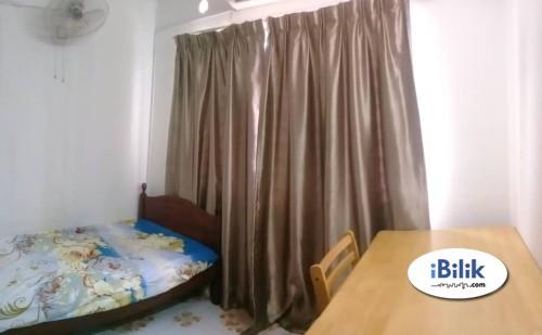 Room For Rent At TTDI , Free Wifi , Free Weekly Hose Keeping ,Near Balai Polis