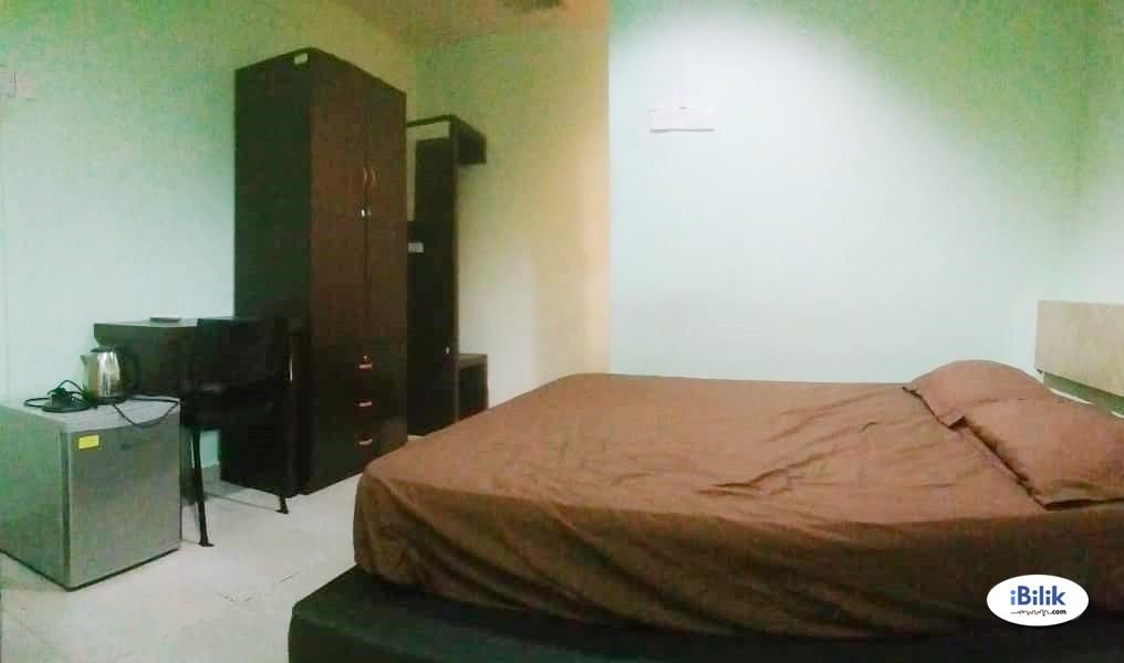 Full Furnish AT Kota Damansara Rooms at the Strands,Surian MRT, Free Wifi