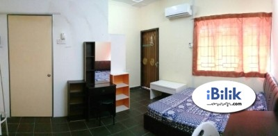 Room For Rent at Putra Heights , Subang Jaya LRT & High Speed Wi-fi