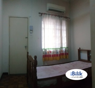 USJ Subang Middle Room For Rent, Near Da Men Mall, Summit With WI-FI