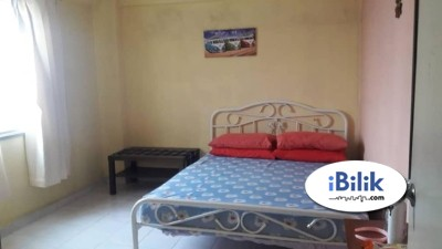 Middle Room With Aircond Near Segi College