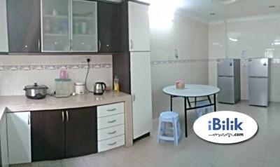Cheras,Alam Damai Available Room Rent, Aircon & Wifi