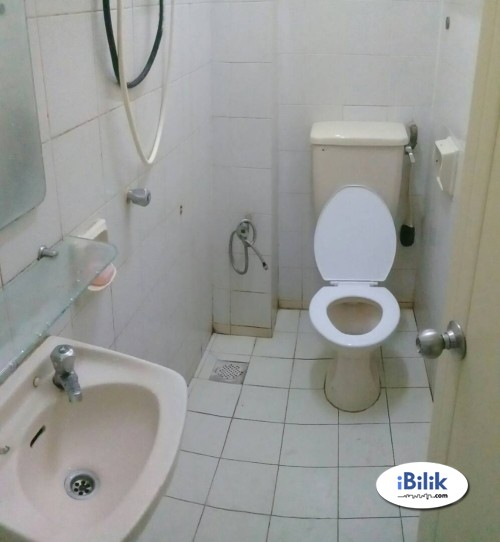 Bandar Puchong Jaya Room For Rent , Near To LRT Station >3min
