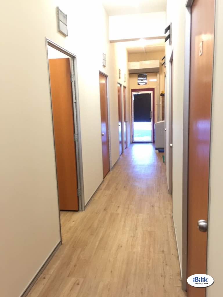 Male Room Ala-Hotel UPM UNITEN