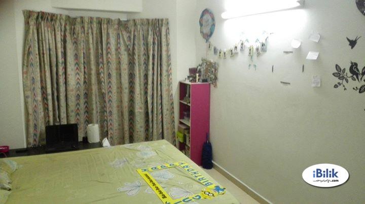 Master Room at Sri Pelangi Condo, Setapak