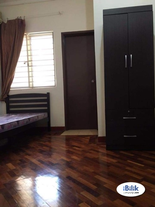 Aircon Room For Rent at PJS 9,Free Wifi and Aircon