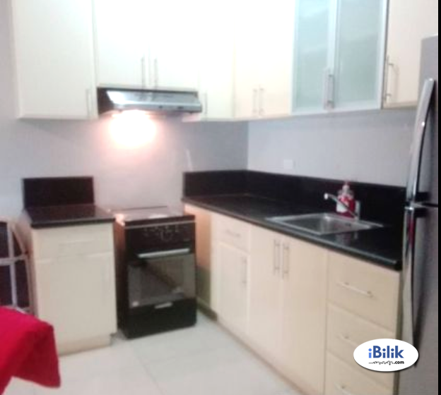 Condo Sharing - 1 Bedroom @Mckinley Hill, Taguig city