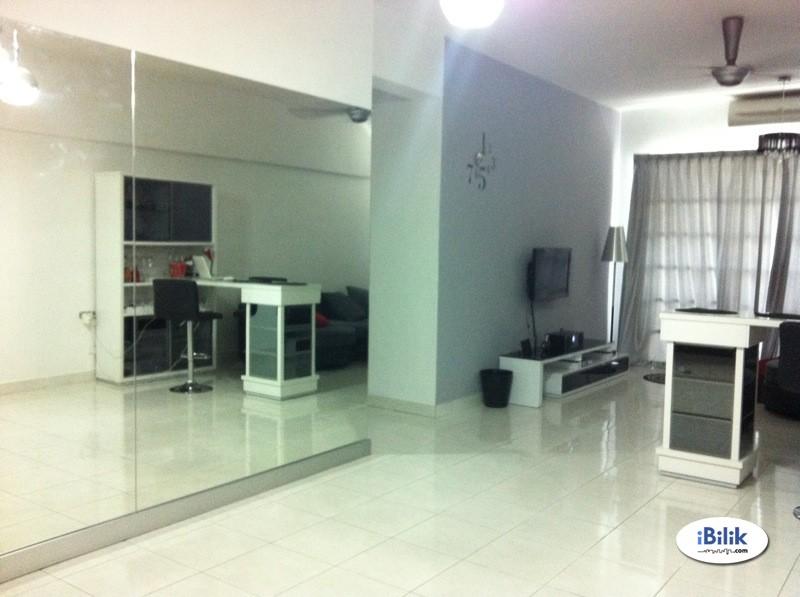 Middle Room at Kelana Sterling Condo