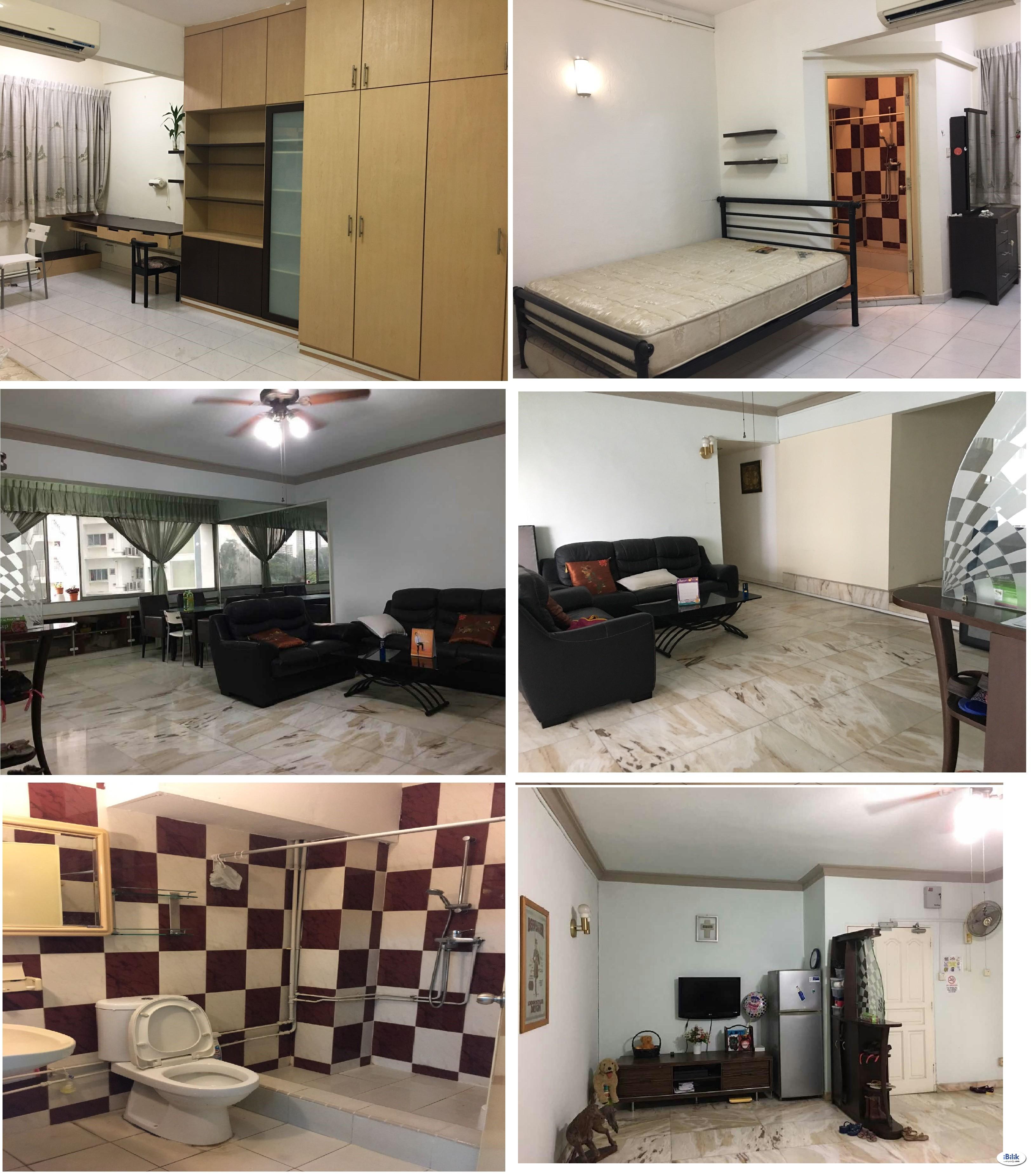 Novena Balestier 280 Sq Ft huge master bedroom with Ensuite Bathroom in Mandalay