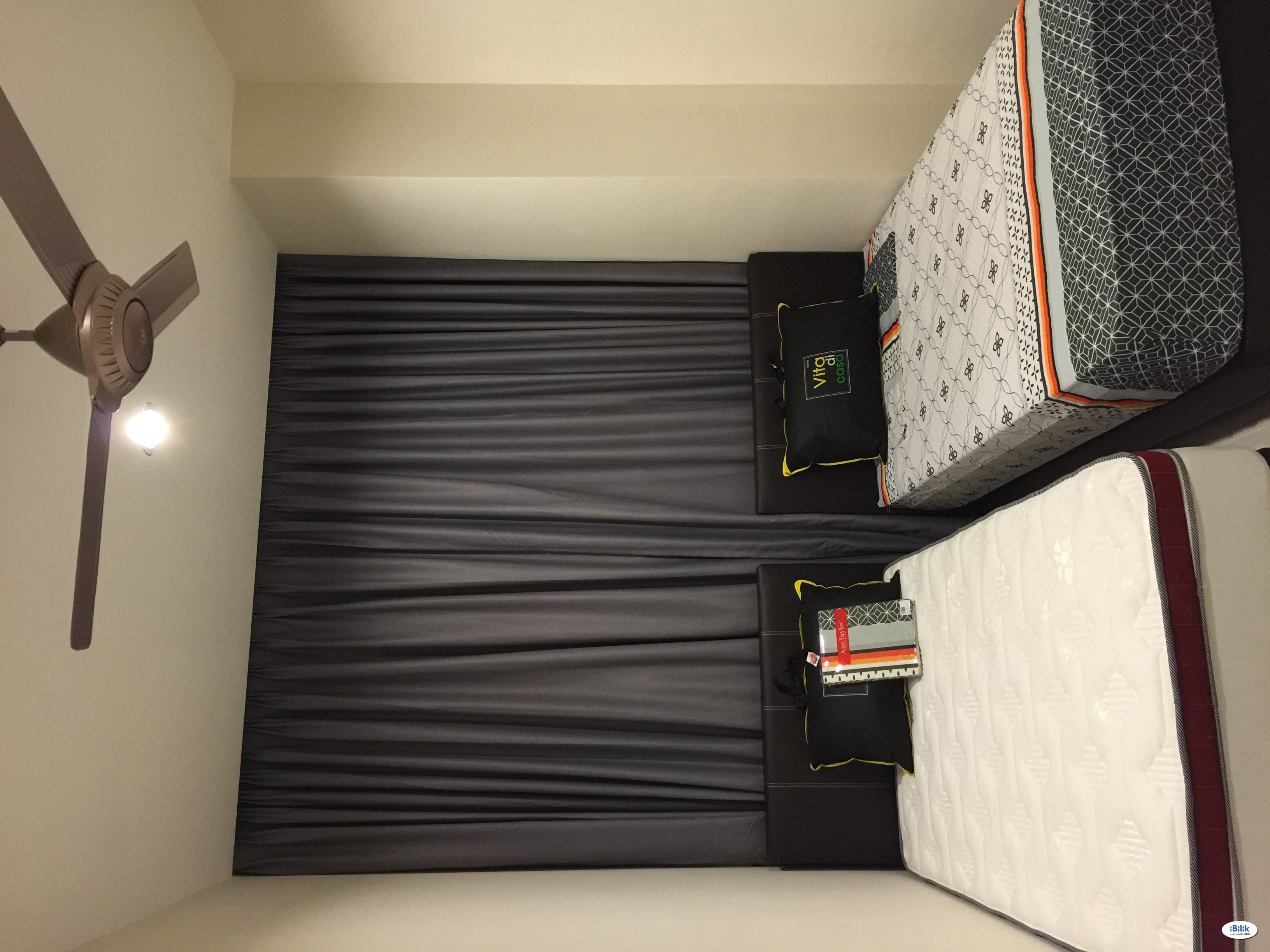 Master Room at Nadayu28, Bandar Sunway (All Ladies Unit)