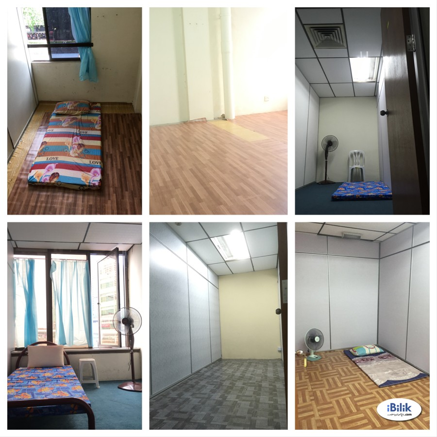 Middle Room at City Square Office Tower, Johor Bahru