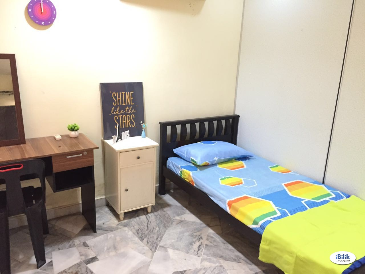 Single Room at PJS 9, Bandar Sunway
