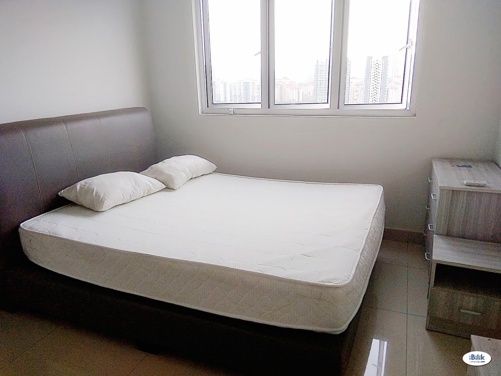 Rooms For Rent at Maxim Citilights near Sentul Boulevard, UTC Sentul, Hospital Kuala Lumpur