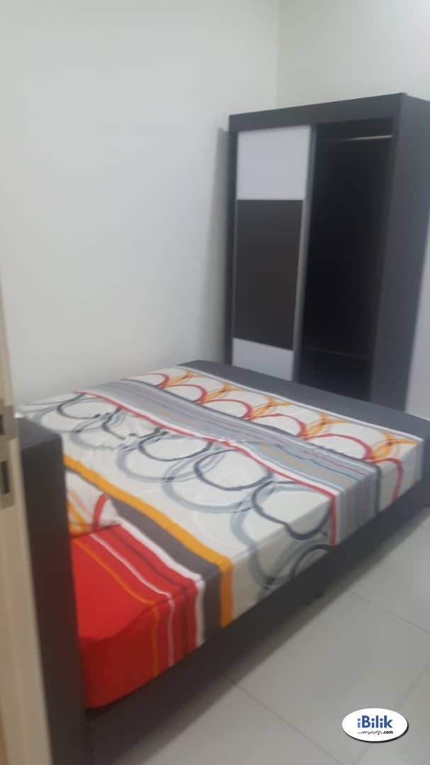 Single Room at Setapak, Kuala Lumpur