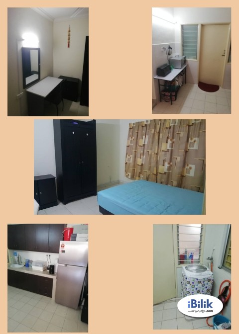 Middle Room at SuriaMas, Bandar Sunway Available Immediately