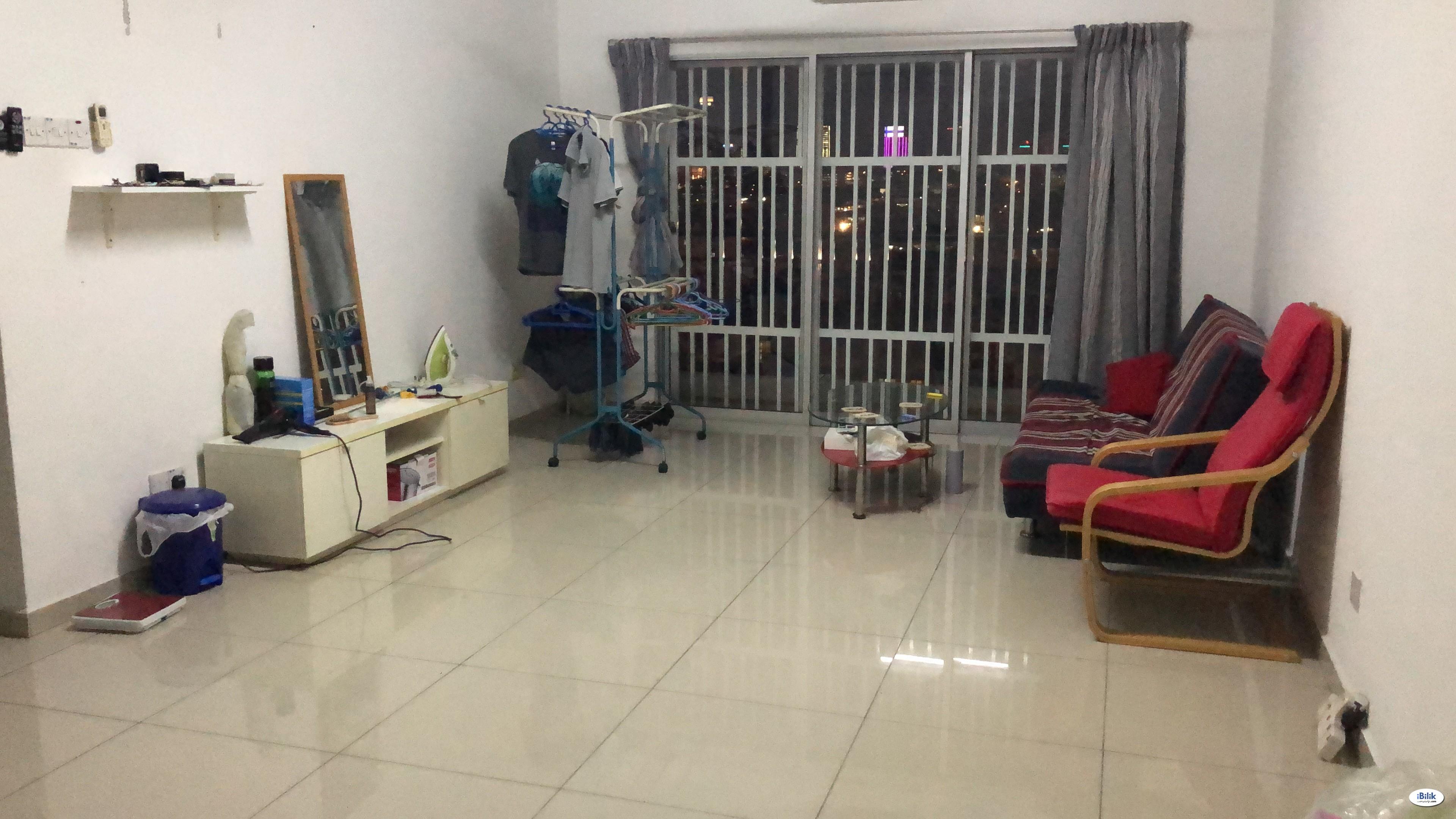 1120 Park Avenue Middle Room at Old Klang Road, Kuala Lumpur