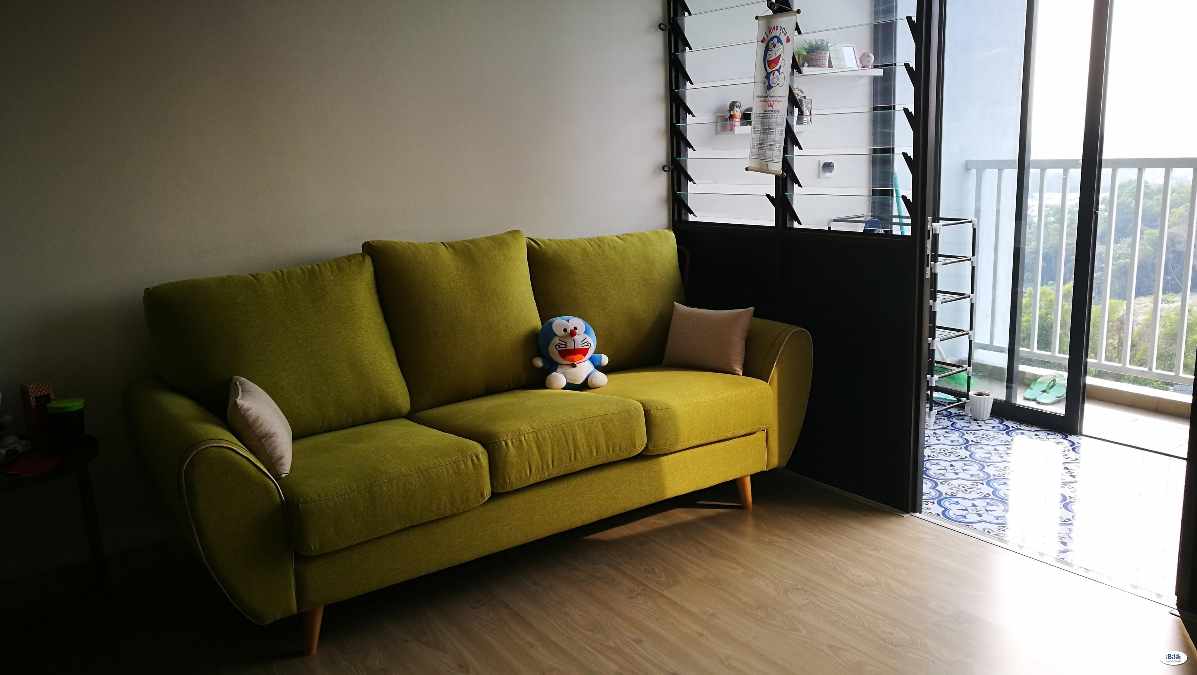 Single Medium Room, Near UPM