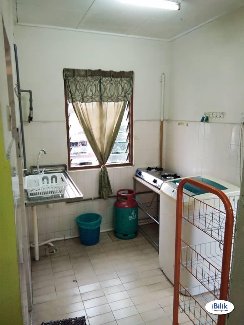 Master Room at Wangsa Maju, Setapak