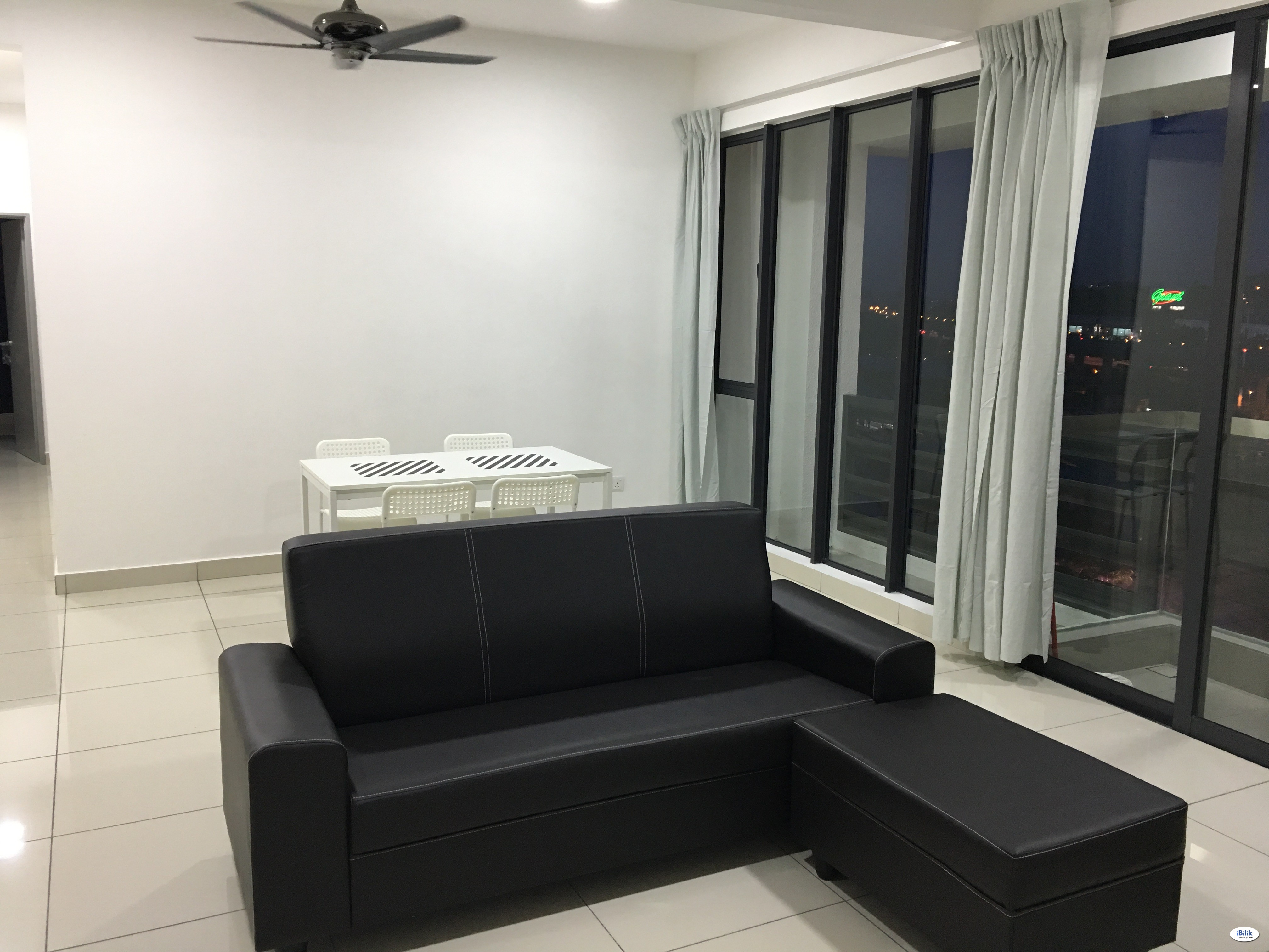 Middle Room at You Vista, Batu 9 Cheras