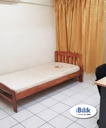 Available Room At Taman Mayang Walking Kelana Jaya LRT & WIFI