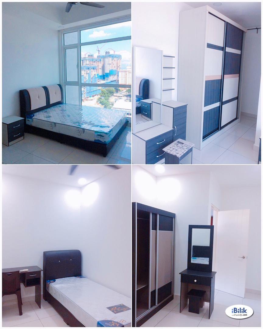 Medium  Room at Central Residence, Sungai Besi