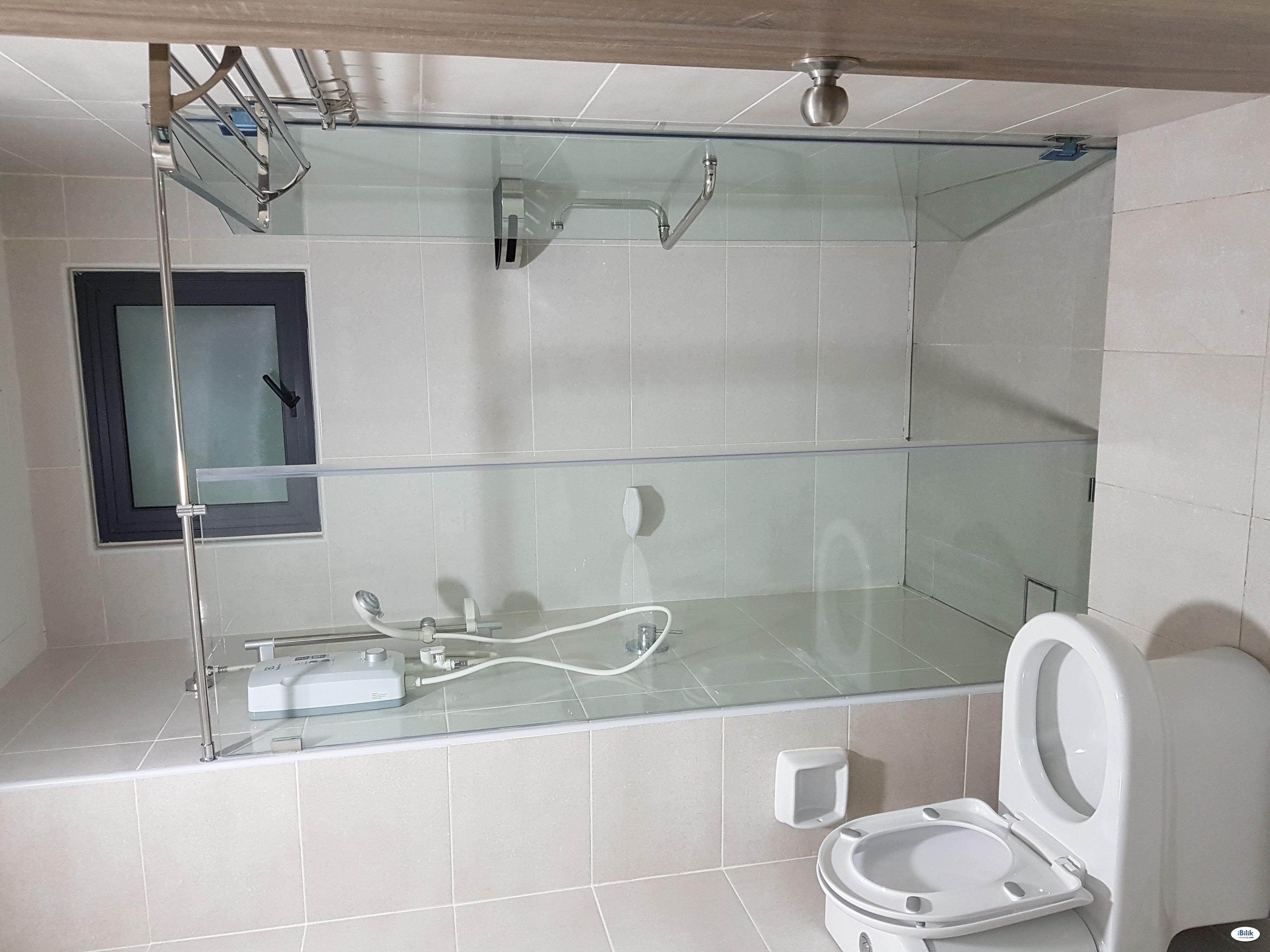Luxury Condominium Single Room at Bandar Perda, Bukit Tengah, Bukit Mertajam