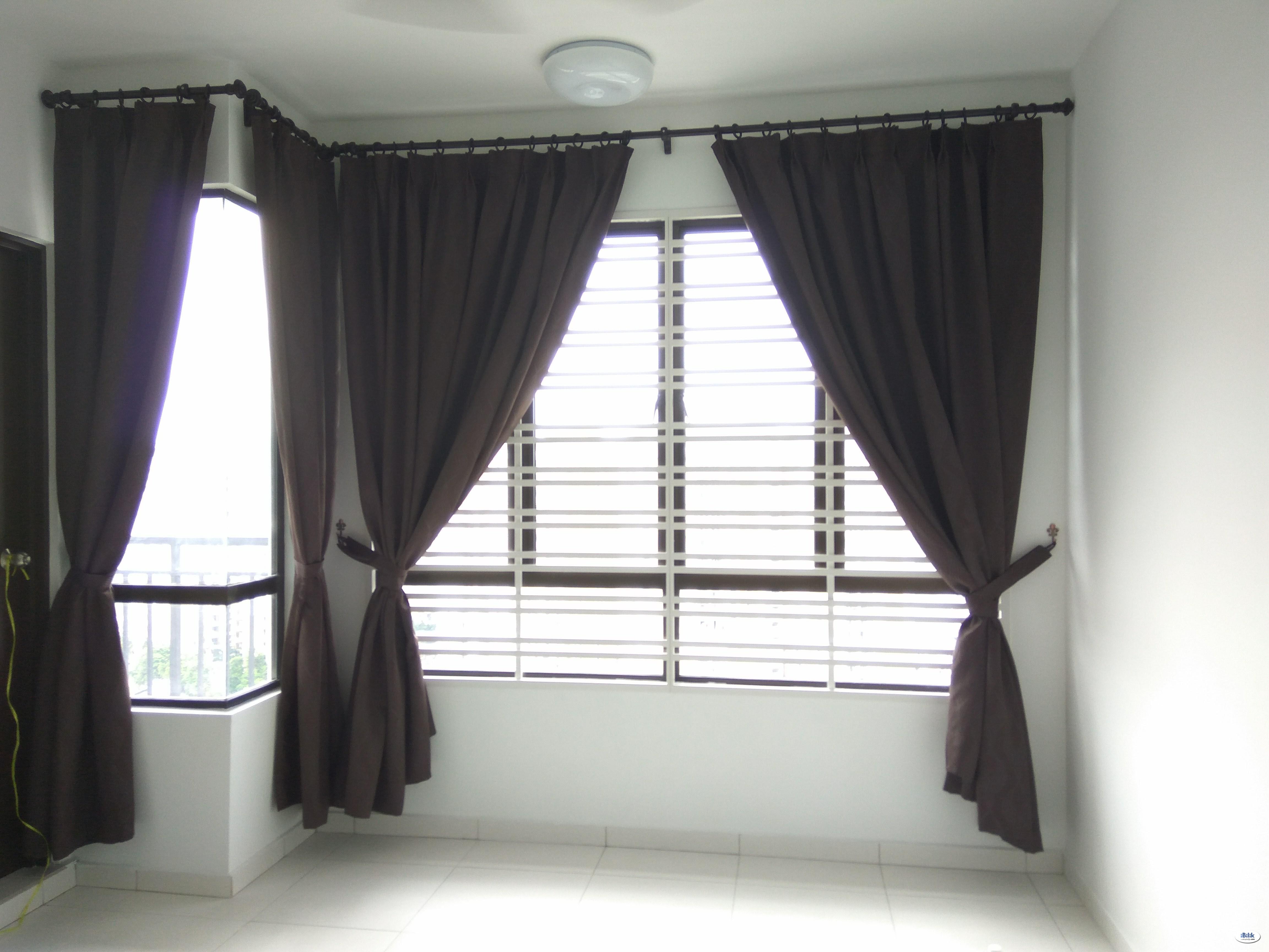 Master Room at Bukit Beruang, Melaka (The Heights Residence)