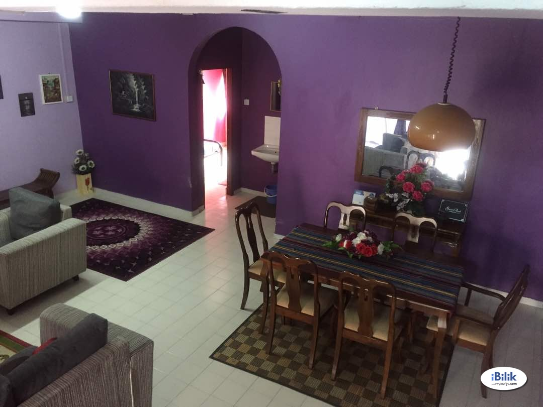 Middle Room at Taman Desa Baru (Ready to Move))
