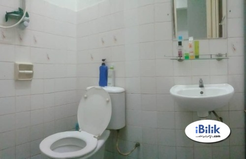 >5Min Walking Distance To LRT,Fully Facilitise , free Wifi Available Room For Rent