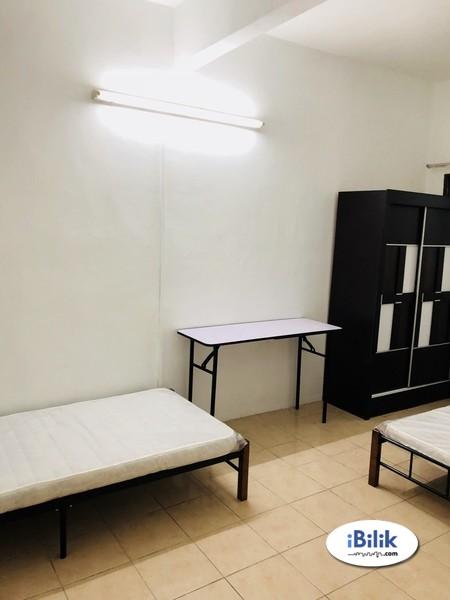 Full Furnished Room AT Taman Fadason NEAR AEON METRO PRIMA & WIFI
