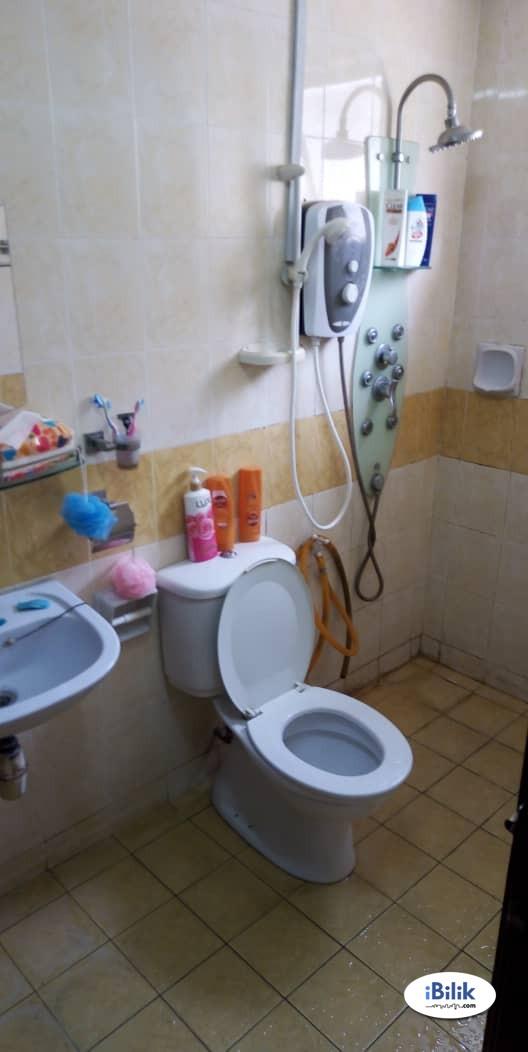 Private Room at Shah Alam, Alam Impian Section 35,Taman Sri Muda,Kemuning