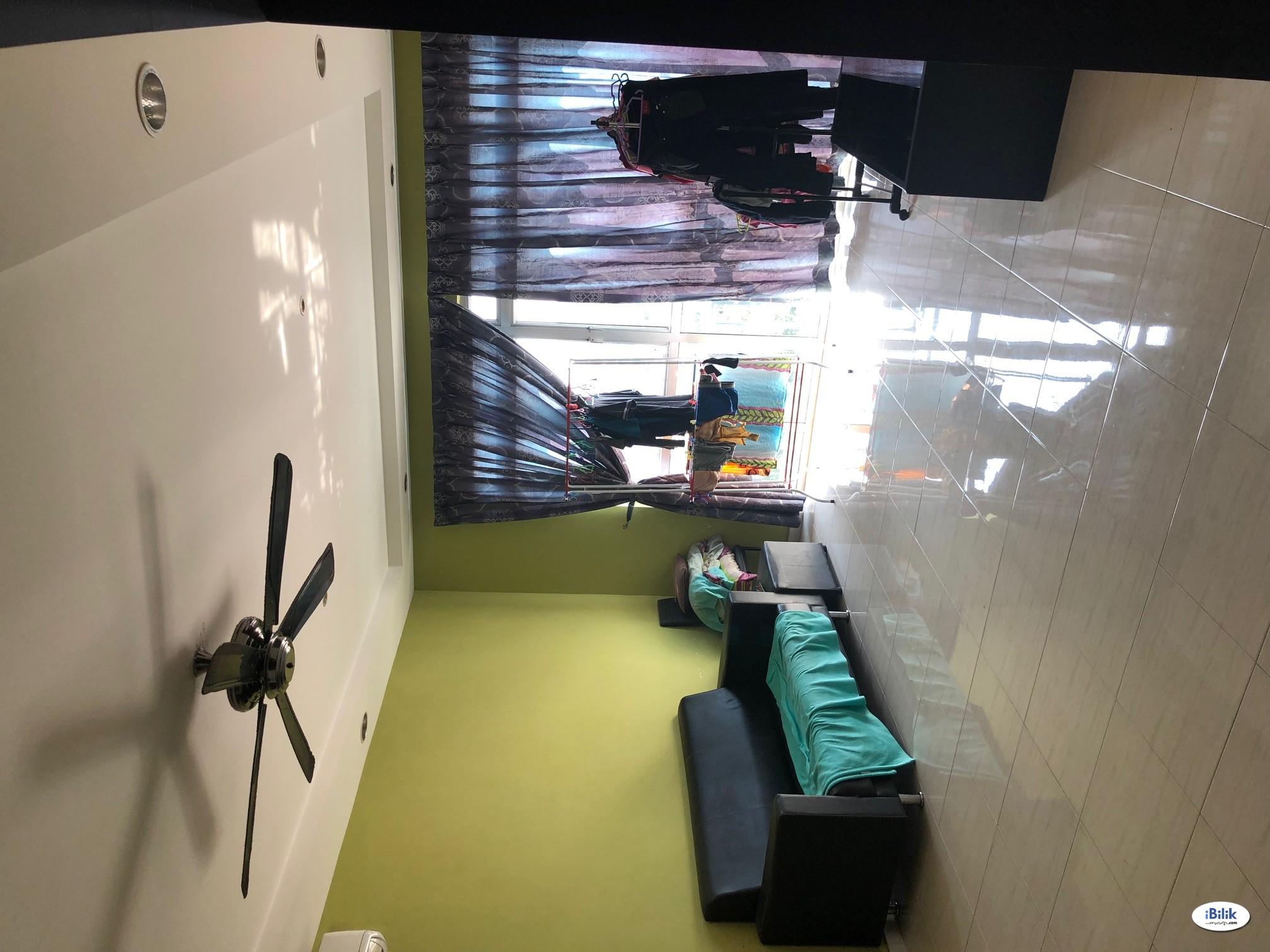 Middle Room at Pulai View, Johor Bahru