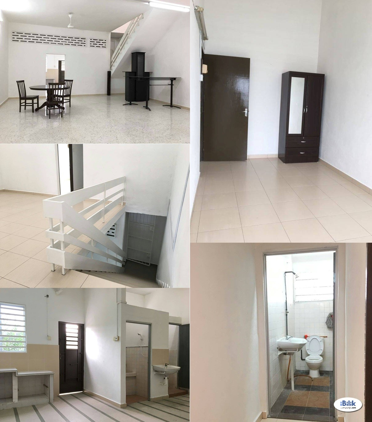 Fully furnished Room - Included utilities & Provide Cleaning Service