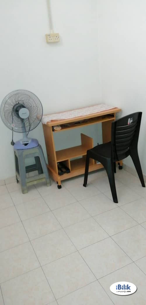Cheng Full Furnished Master Room with Attached Bathroom for Rent