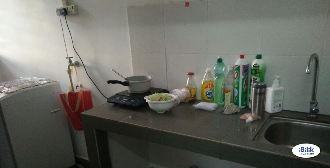 Single Room at Casa Residenza, Kota Damansara