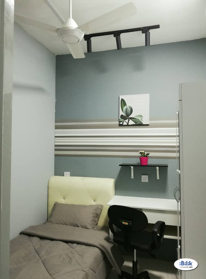 Single Room at Melur Apartment, Sentul