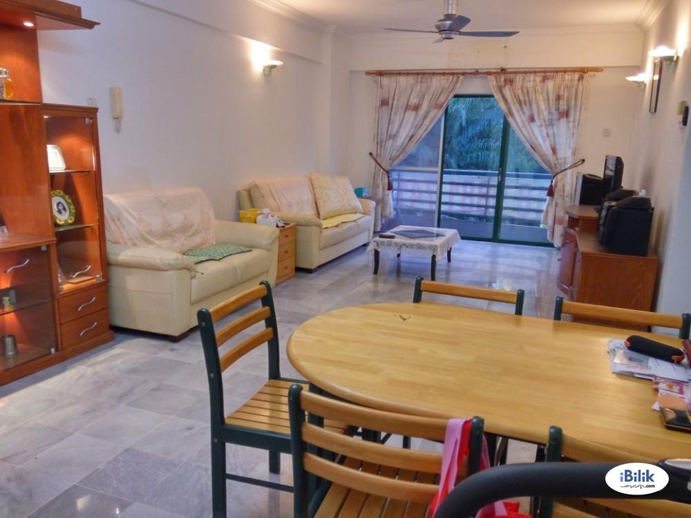 Middle Room at Taman Bukit Indah, Ampang